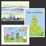 Postkarten verschiedene Anlässe