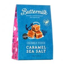 Buttermilk - Crumbly Fudge Caramel Sea Salt