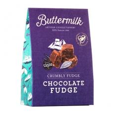 Buttermilk - Crumbly Fudge Cocolate Fudge