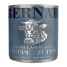 Bernardi - Südtiroler Gulaschsuppe