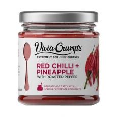 Vivia Crumps - Chili-Ananas-Pfeffer-Chutney