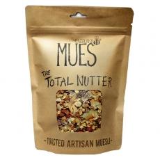 Lakeland Mues -  Geröstetes Müsli ohne Früchte - The Total Nutter