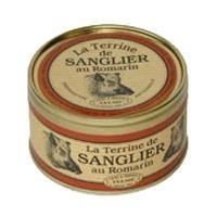 Maison Telme - Terrine de Sanglier