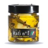 Via Rafi No 1 - Gegrillte Zucchini in Olivenöl