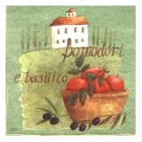 Tissue Servietten - Pomodori -