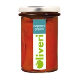 Oliveri - Gegrillte Paprika in Ölivenöl