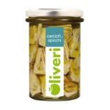 Oliveri - Halbe Artischocken in Olivenöl