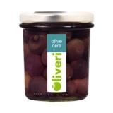 Oliveri - Schwarze Oliven in Salzlake