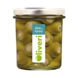 Oliveri - Grüne Oliven mit Thunfisch gefüllt