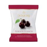 Domori - Amarena-Kirschen mit Bitterschokolade umhüllt