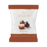 Domori - Haselnüsse mit Vollmilchschokolade umhüllt