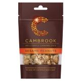 Cambrook - Karamellisierte Sesam-Erdnüsse