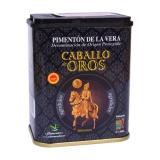 Caballo de Oros - Geräuchertes Paprikapulver - süßlich-pikant