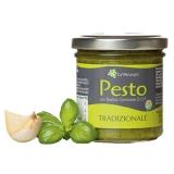 Ca' Messighi - Pesto con Basilico Genovese D.O.P. Tradizionale