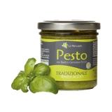 Ca' Messighi - Pesto con Basilico Genovese D.O.P. Tradizionale senza Aglio