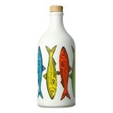 Muraglia - Olivenöl nativ extra Peranzana Pop Art - Sardines