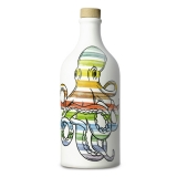 Muraglia - Olivenöl nativ extra Peranzana Pop Art - Octopus