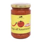 Locanda La Posta - Tomatensauce mit Speck