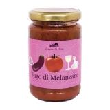 Locanda La Posta - Tomatensauce mit Aubergine