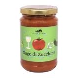 Locanda La Posta - Tomatensauce mit Zucchini