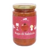 Locanda La Posta - Tomatenragout mit Salsiccia