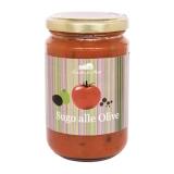 Locanda La Posta - Tomatensauce mit Oliven