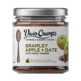 Vivia Crumps - Apfel-Dattel-Ingwer-Chutney