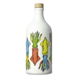Muraglia - Olivenöl nativ extra Peranzana Pop Art - Cuttlefish