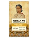 Menakao - Milchschokolade mit Vanille 45 %