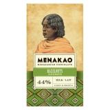Menakao - Milchschokolade mit Haselnussstückchen 44%