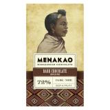 Menakao - Edelbitterschokolade 72 %