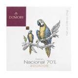 Domori - Linea Nacional Origin - Ecuador 70 %