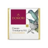 Domori - Linea Trintario Origin - Napolitains Colombia 70 %