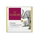 Domori - Linea Trintario Origin - Napolitains Tanzania 70 %