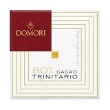 Domori - Linea Trintario Blend - 80 % Trinitario