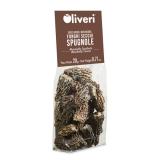 Oliveri - Getrocknete Rundmorcheln und Spitzmorcheln