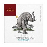 Domori - Linea Trintario Origin - Tanzania 70 %