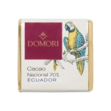 Domori - Linea Nacional Origin - Napolitains Ecuador 70 %
