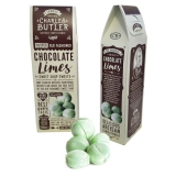Charles Butler - Chocolate Limes - Gefüllte Limettenbonbons