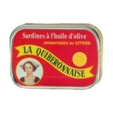 La Quiberonnaise - Sardinen in Olivenöl mit Zitrone