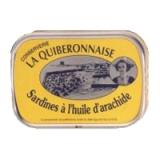 La Quiberonnaise - Sardinen in Erdnussöl